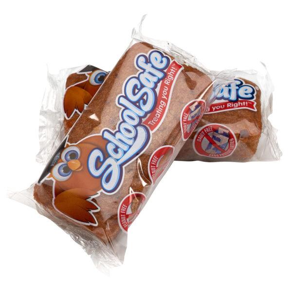 School Safe - Banana Chocolate Chip Muffin Bars - Dairy free - Peanut free - Tree nut free - Individually Wrapped