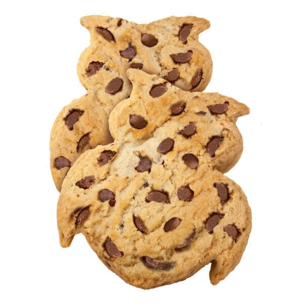 School Safe - Chocolate Chip Soft-baked Cookies - Dairy free - Peanut free - Tree nut free