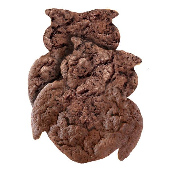 School Safe - Brownie Soft-baked Cookies - Dairy free - Peanut free - Tree nut free