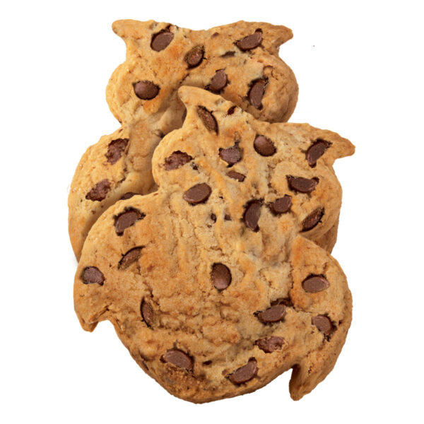 School Safe - Banana Chocolate Chip - Soft-baked Cookies - Dairy free - Peanut free - Tree nut free