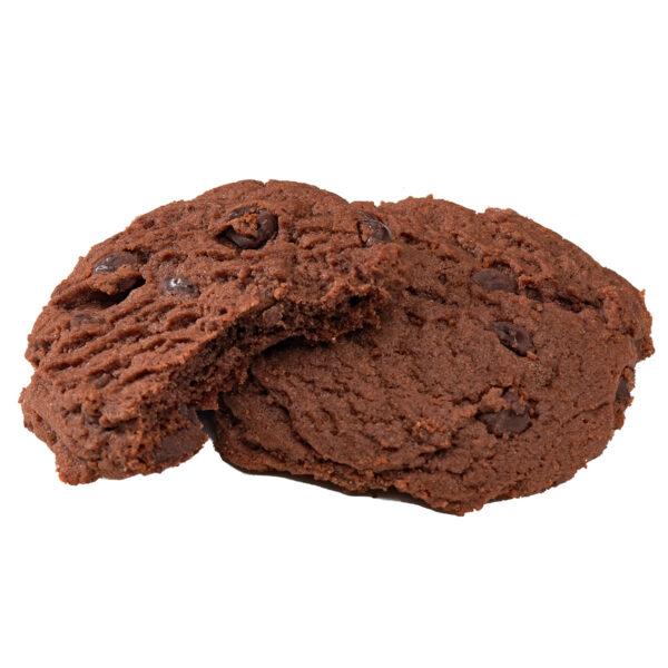 School Safe - Double Chocolate Cookies - Dairy free - Peanut free - Tree nut free