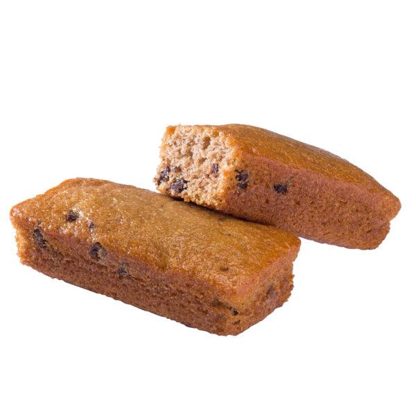 School Safe - Banana Chocolate Chip Snack Cakes - Dairy Free - Peanut Free - Tree nut free