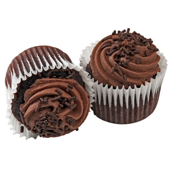 School Safe - Chocolate Cupcakes - Dairy free - Peanut free - Tree nut free