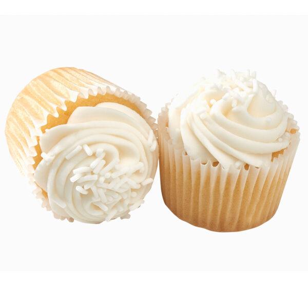School Safe - Vanilla Cupcakes - Dairy free - Peanut free - Tree nut free