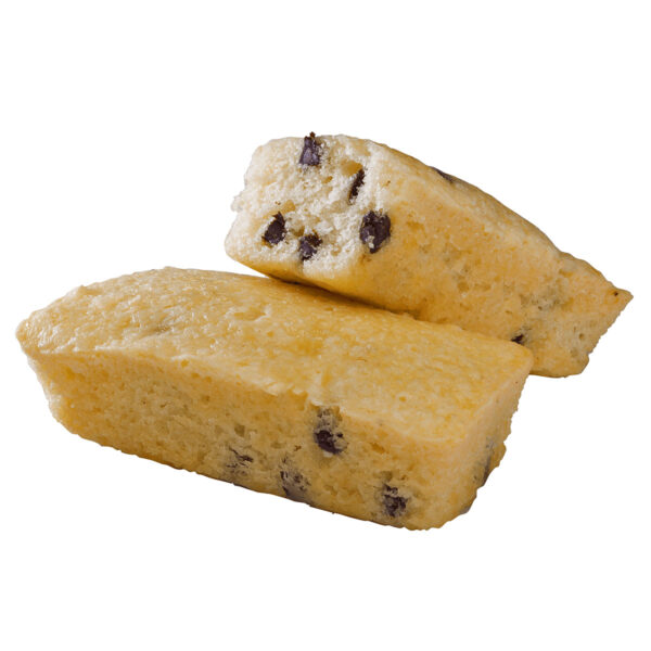 School Safe - Chocolate Chip Muffin Bars - Dairy free - Peanut free - Tree nut free