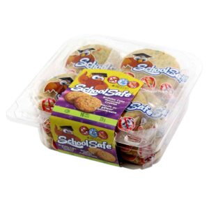 27413 - School Safe Birthday Cake Cookies 16pk Tub